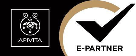 Apivita badge για https://farmakeioaggelidis.gr